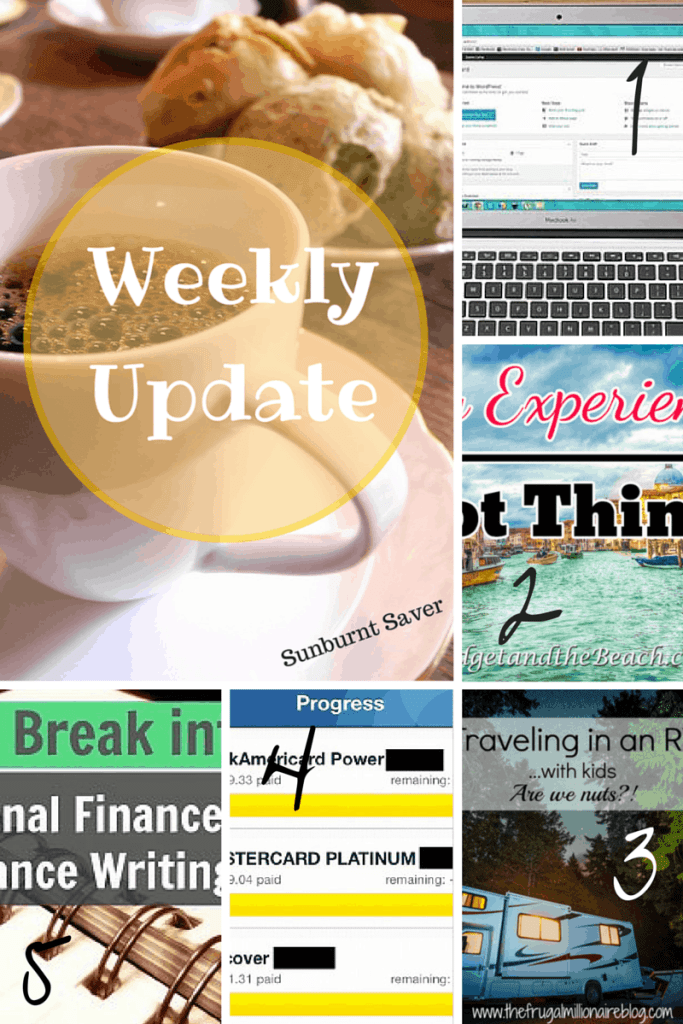 Catch up on this third week in February with the Sunburnt Saver!