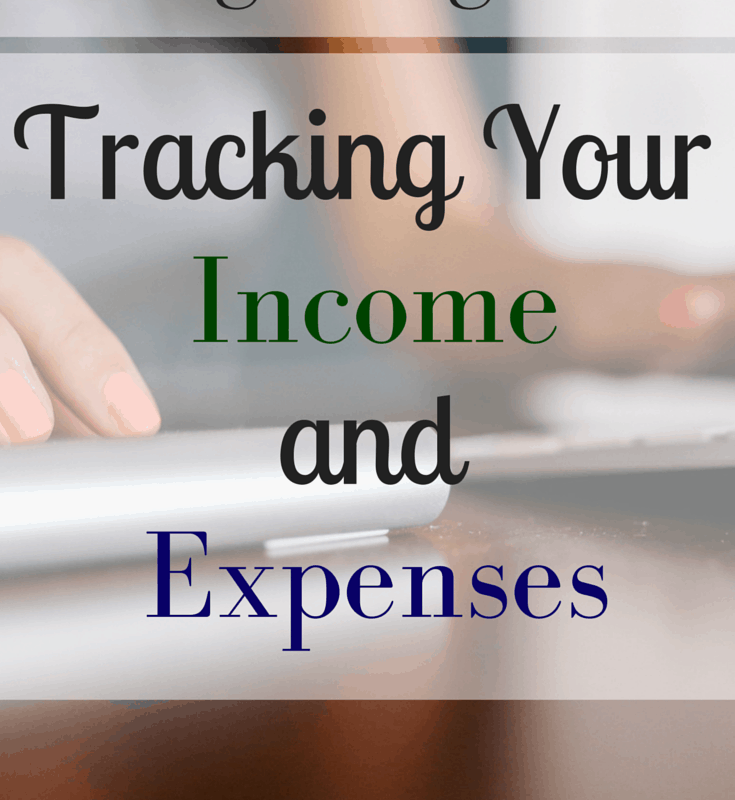 Tracking Your Income and Expenses
