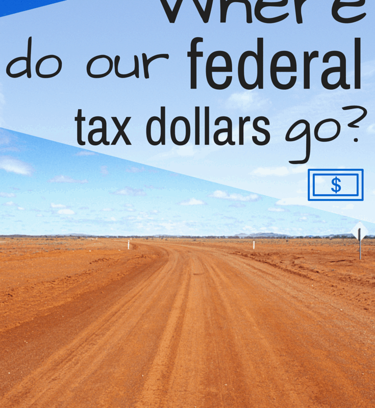 Where Do Your Federal Tax Dollars Go?