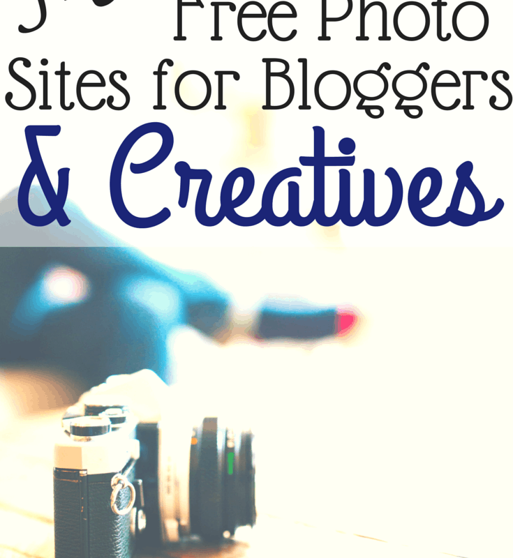 More Free Photo Sites for Bloggers & Creatives