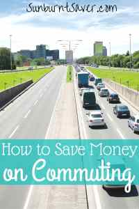 Commuting can take a lot out of you, in terms of time, money, and gas. While I can't save your sanity, here's how you can save money on commuting!