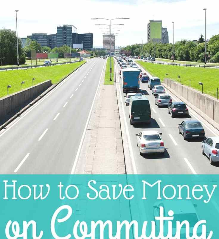 How to Save Money on Commuting