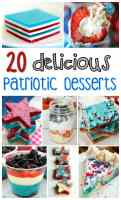4th of July Dessert Ideas