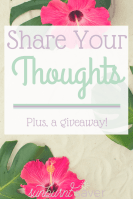 Share Your Thoughts By Taking This Poll!