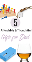 5 of the Best Affordable, Thoughtful Gifts for Dads