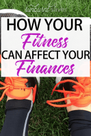How Your Fitness Can Affect Your Finances