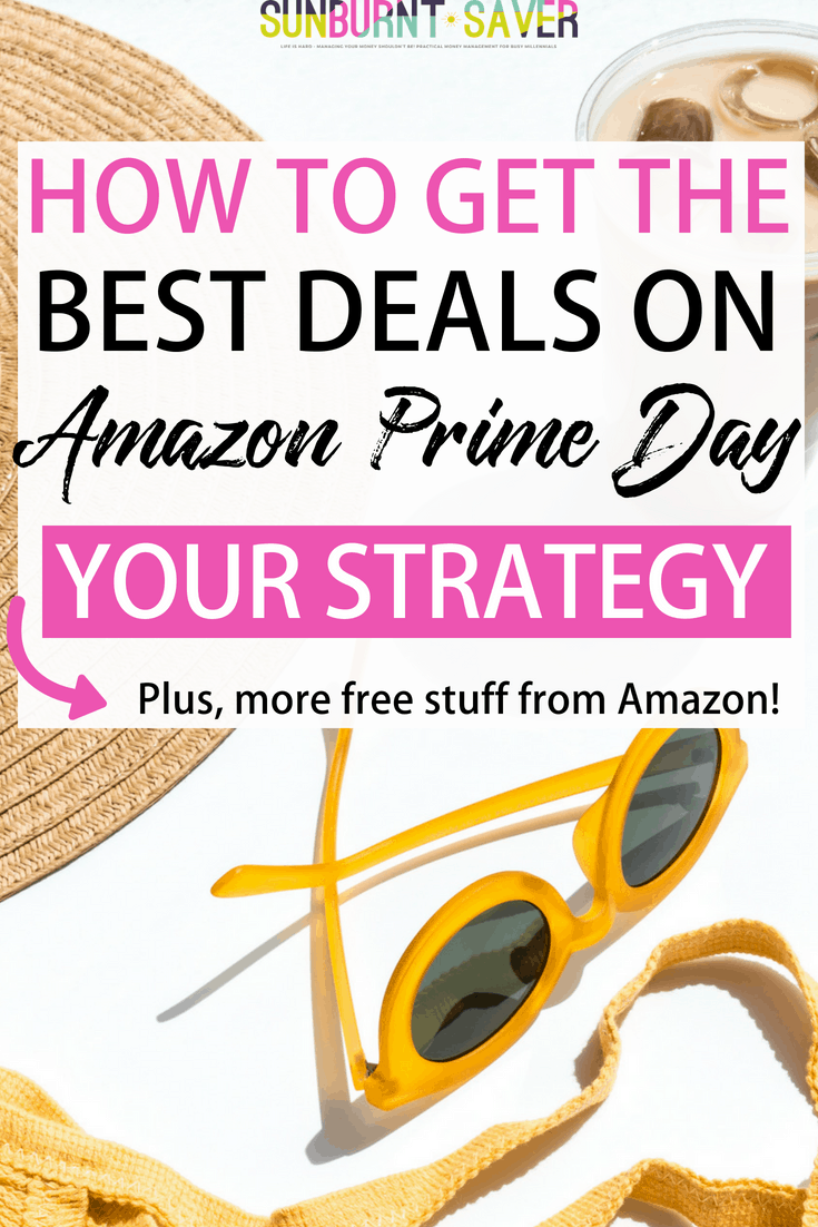 Amazon Prime Day is coming, but how do you know what the best deals are? Here, the best ways to score great deals on Amazon Prime Day, plus ways to win free stuff and save even more by stacking discounts! #amazon #amazonprimeday #primeday #primedaydeals #amazonprimedaydeals #savemoney #discounts #deals