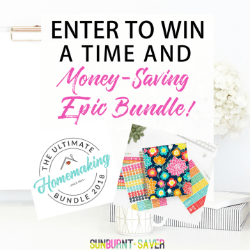 Enter to Win a Money Saving Bundle
