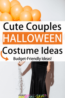 Cute Couples Halloween Costume Ideas