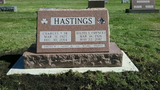 Hastings front