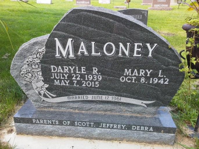 Maloney, Mary