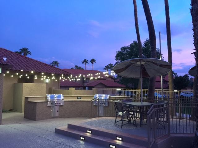 Sun Canyon Rec Center Lights