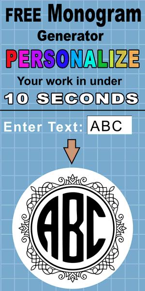 online monogram maker download