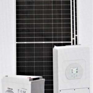 hybrid solar kit