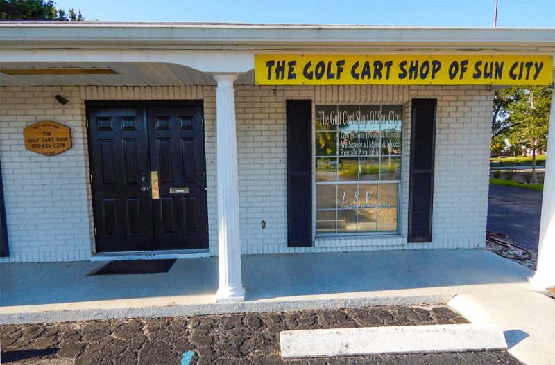 Golf Cart Dealers Florida