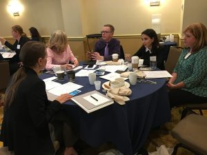 Dr. Kim Dennis represented SunCloud Health at Residential Eating Disorders Consortium (REDC) Lobby Day 3