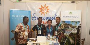 Fiji's Suncoast show for the first time at FTE 2016