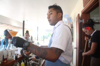 Suncoast Fiji Cocktail Training
