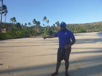 Nananu-i-Ra Island Beach clean-up - August 2018 04
