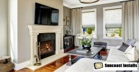 How Much Does TV Installation Above Fireplace Cost?
