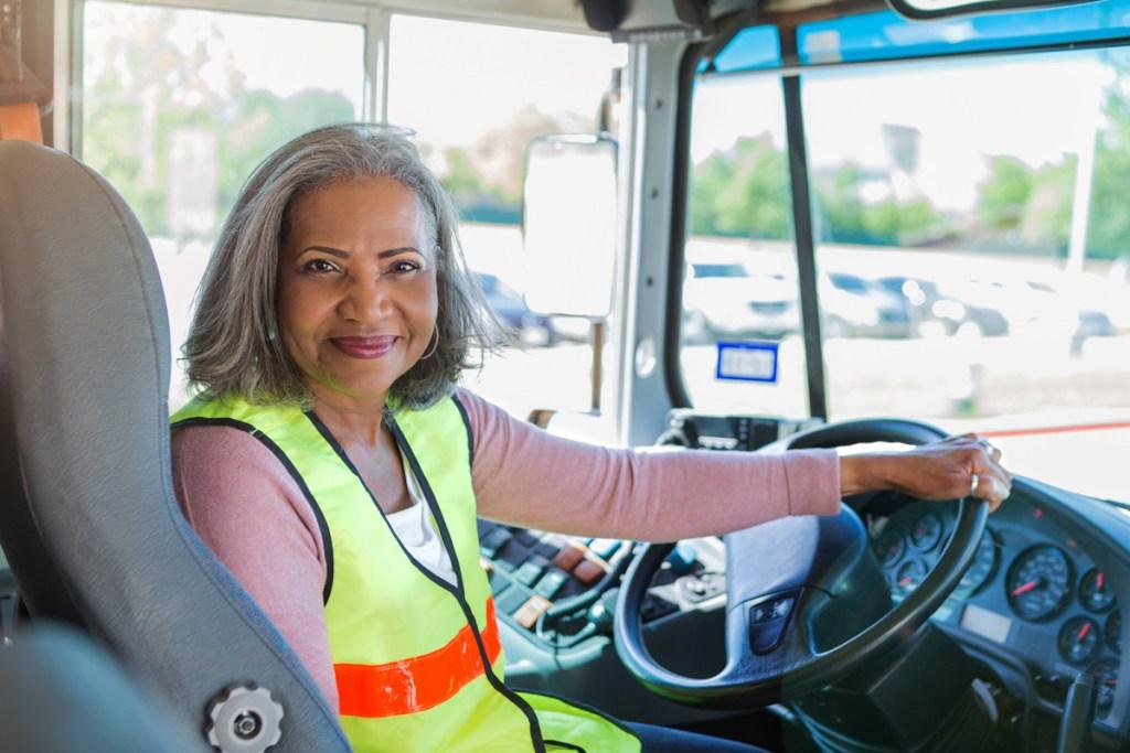 Public Transportation Driver