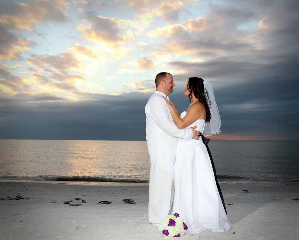 Treasure Island Beach Weddings & Sunset Beach Weddings