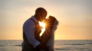 sunset kiss3