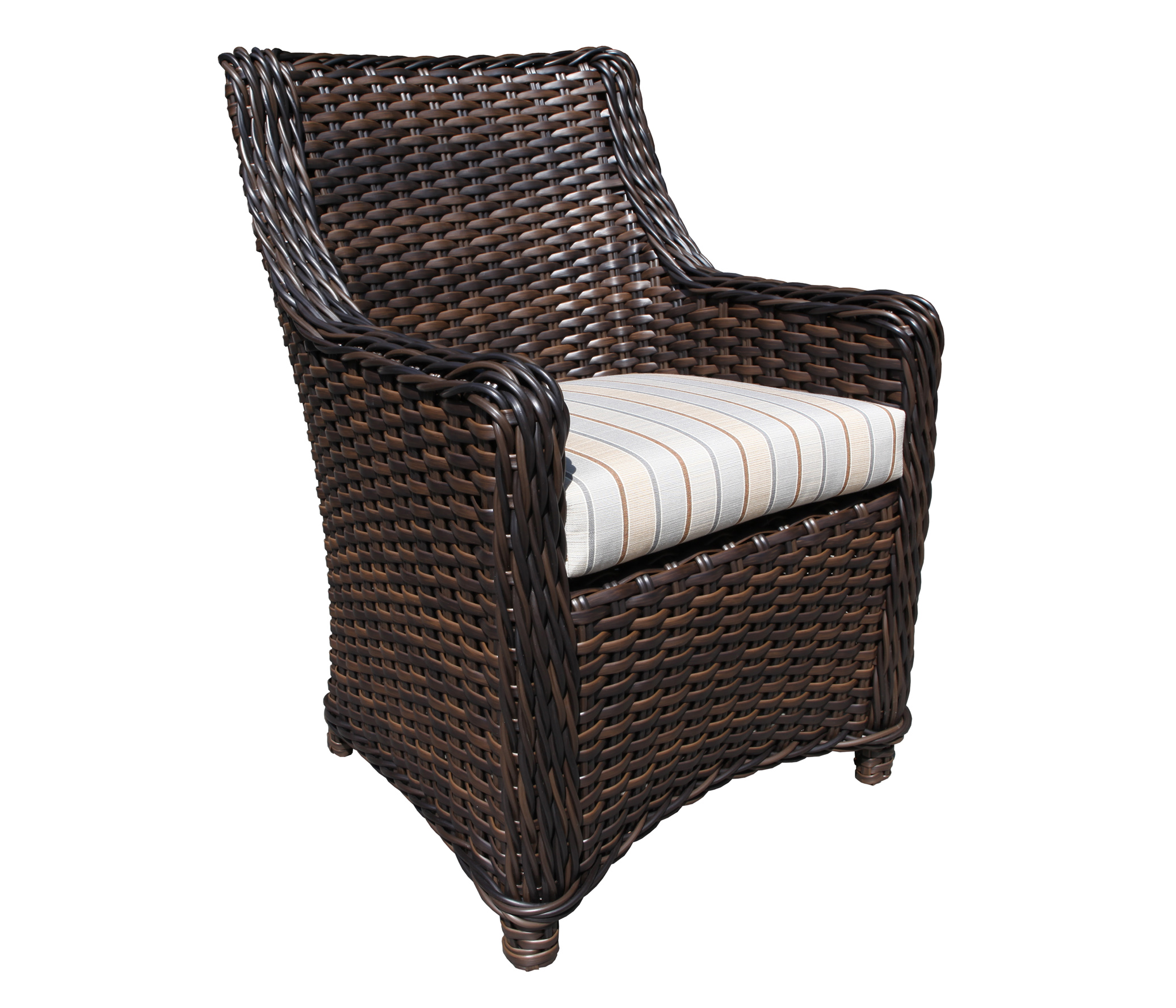 Wicker Patio Chair Nevada Wicker Dining Chair Patio Furniture At Sun Country