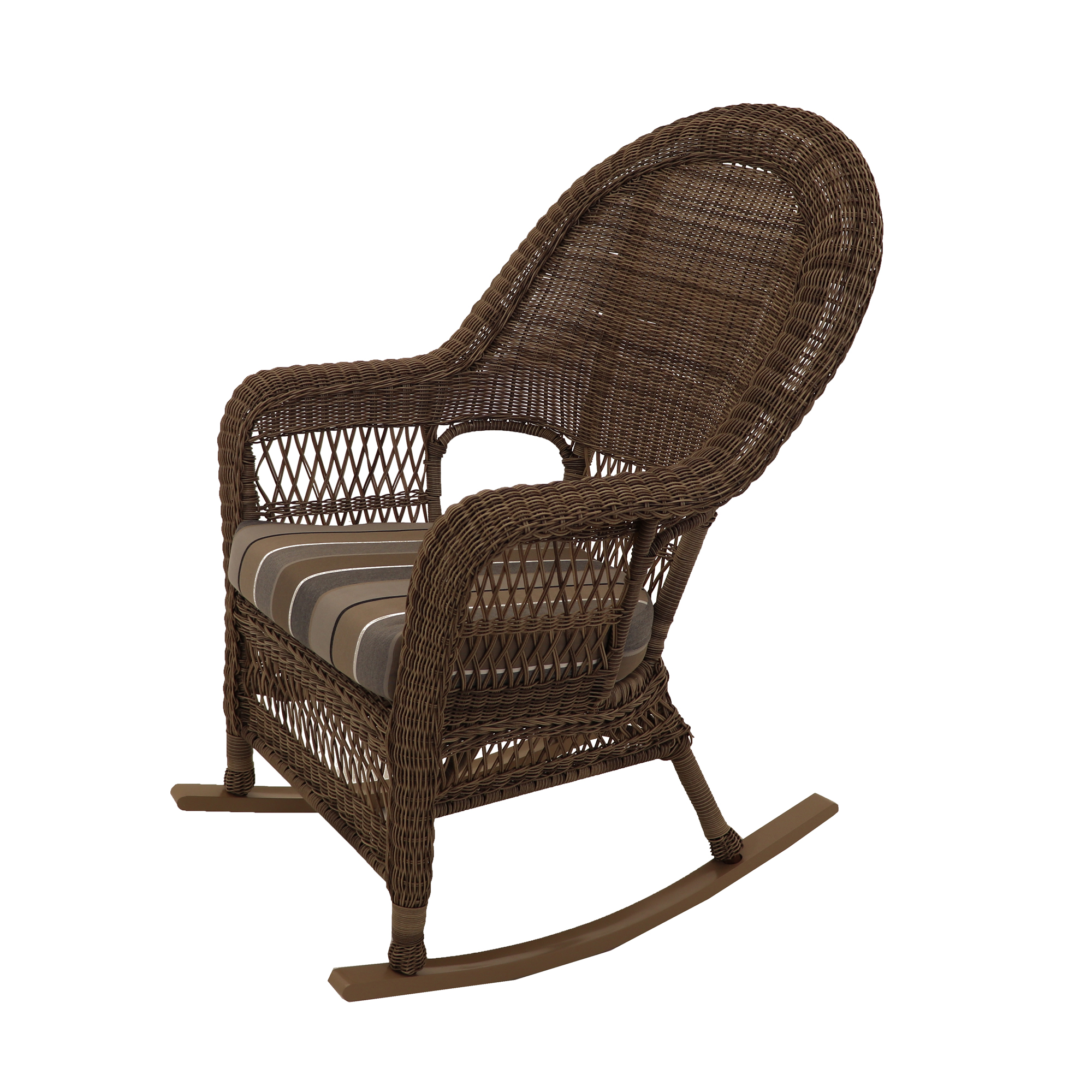 Wicker Rocking Chair Freeport Wicker Rocking Chair