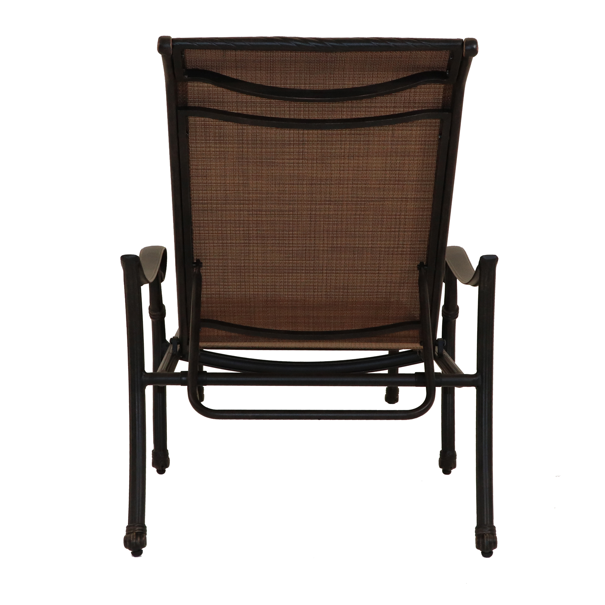 Sling Chaise Lounge Chair Castle Rock Sling Chaise Lounge Patio Furniture At Sun