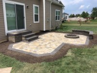 Paver Patios Columbus Ohio, Brick Pavers Patios, Patio ...