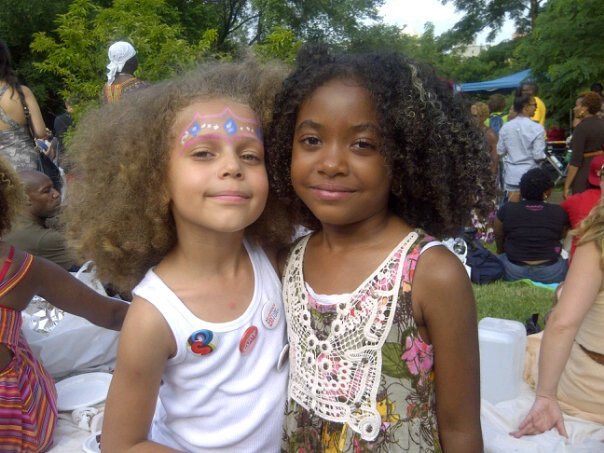 ss 2 little girls