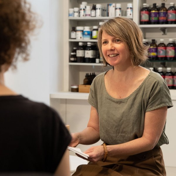 Naturopathic Consultation First Appointment