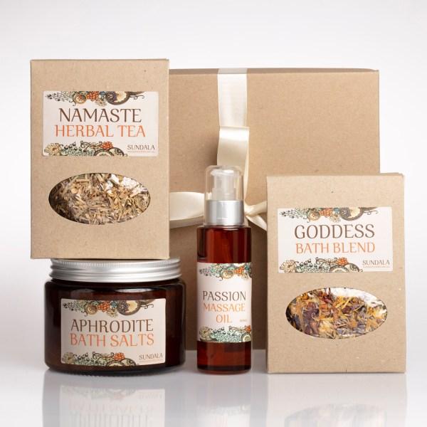 Sundala Health Pamper Gift Box