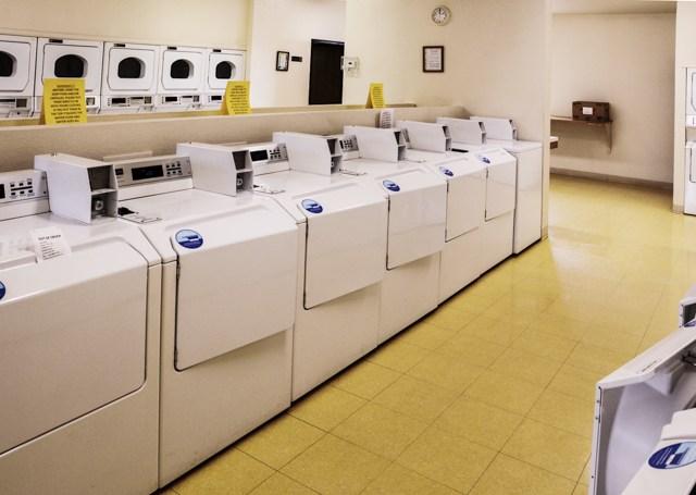 Large Laundry Facility