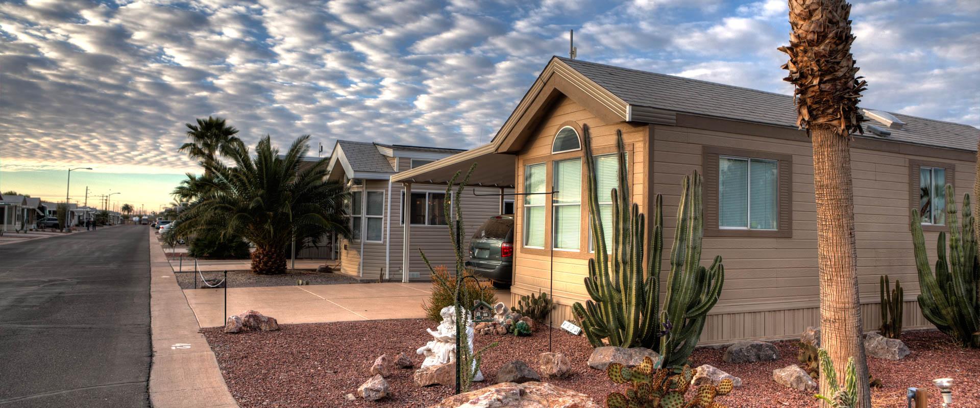 Arizona Park Model Homes for Sale Casa Grande