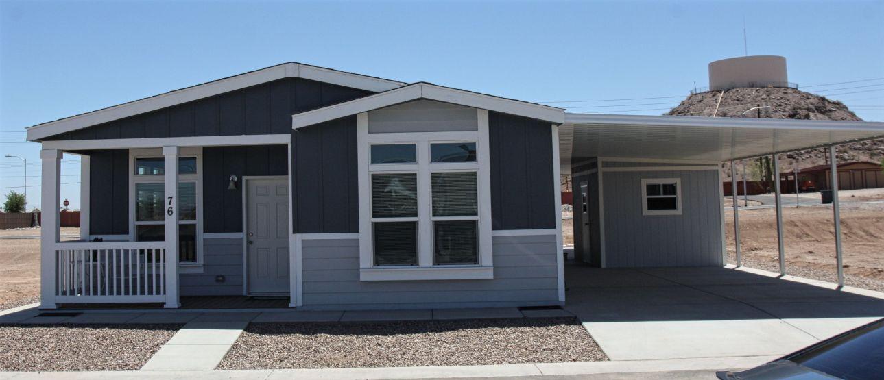 ARIZONA RESORT COMMUNITY 55+ HOMES FOR SALE