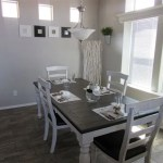 RESORT HOME DINING AREA ARIZONA 55+ GATED COMMUNITY