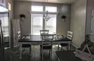 RESORT HOME DINING AREA CASA GRANDE AZ