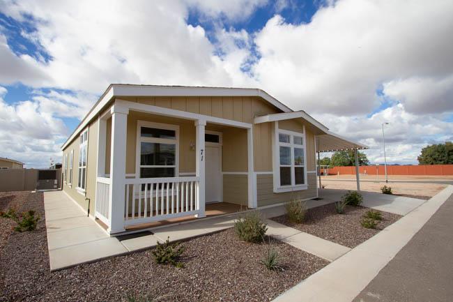 Casa Grane RV Resort Homes for Sale