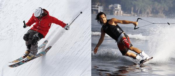 Ski or Swim? 2 Destinations for February