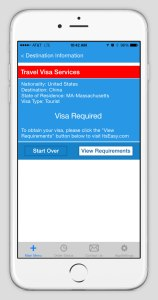 ItsEasy Passport App Screen Shot 2 Sundance-Vacations