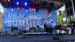 Pepsi Summer Stage