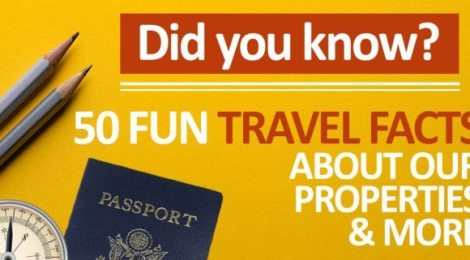 travel facts; fun travel facts; travel trivia; fast facts; travel facts about the united states; sundance vacations;