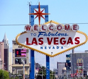 """""""Welcome To Fabulous Las Vegas"""" sign"""
