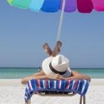 Sundance Vacations Beach Umbrella