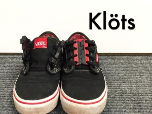 3D Klots Quick Release Shoelaces sundance vacations