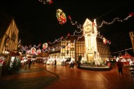 Christmas Town at Williamsburg- Sundance Vacations