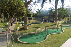 Sundance Vacations Mini golf