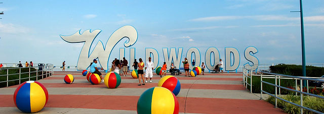 Sundance Vacations Wildwood Sign
